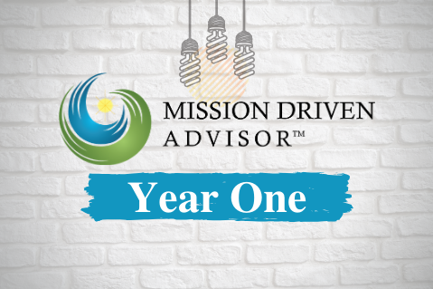 Mission Driven Advisor Year One (Self-Study)