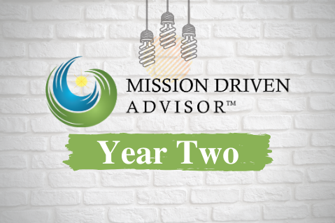 Mission Driven Advisor Year Two (Self-Study)