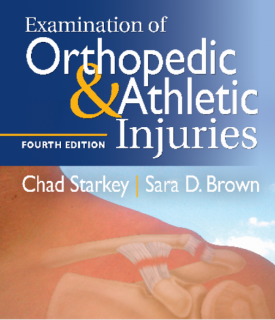 Examination of Orthopedic & Athletic Injuries Part 1 (18FAORTHO1)