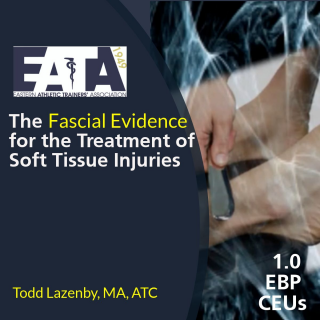 The Fascial Evidence In The Treatment Of Soft Tissue Injuries (18EATA1701)