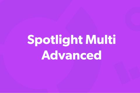 Spotlight Multi - Advanced (SM-202)