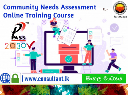Participatory Community Needs Assessment Training in Sinhala Medium (002)