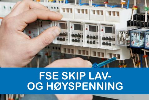 FSE Skip Lav- og Høyspenning