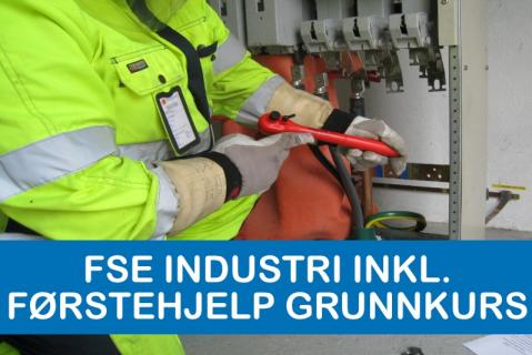 FSE Industri - Lavspenning