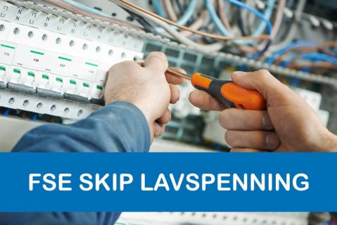 FSE Skip Lavspenning