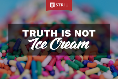 Truth Is Not Ice Cream