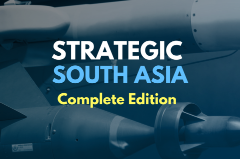 Strategic South Asia: Complete Edition