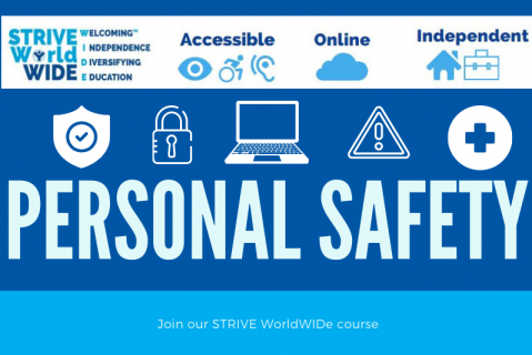 Personal Safety (5/10/21 10:30 AM EST)