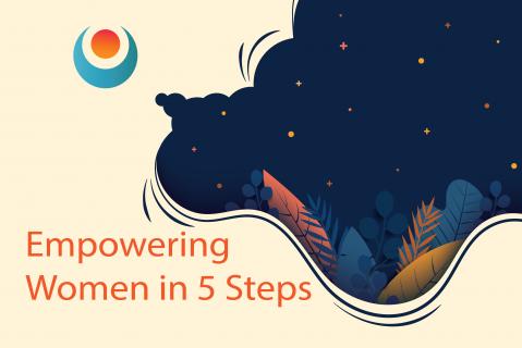 Empowering Women in 5 Steps (EM18)