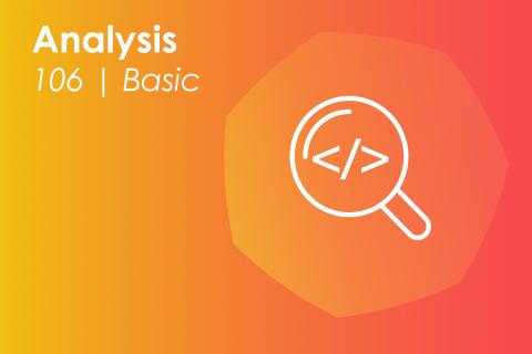Module 106 | Analysis