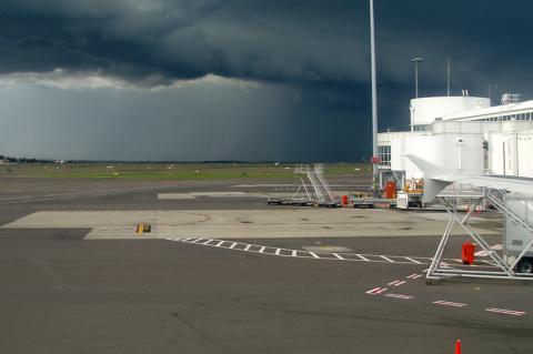 Basic ATC Course - Aviation Meteorology