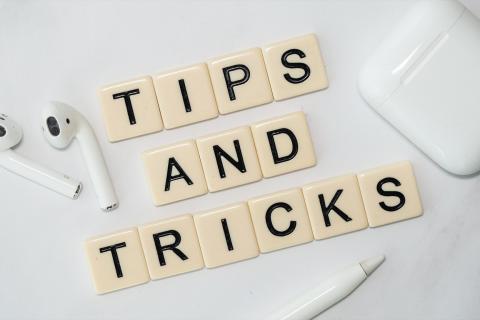 Tips and Tricks (COM-TIP)