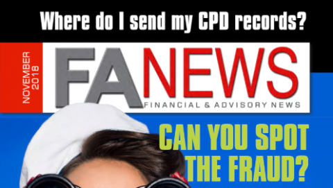 04. FAnews November 2018 edition (3 CPD points)