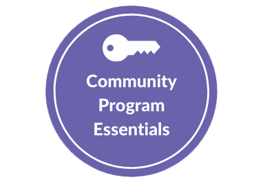 Community Program Essentials