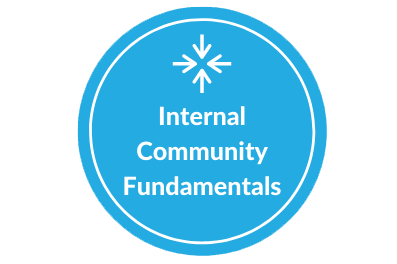 Internal Community Management Training