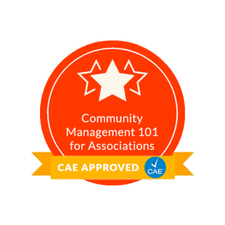 Community Management 101 for Associations (CAE Approved)