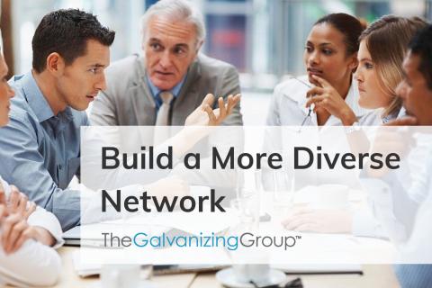 Build a More Diverse Network (032)