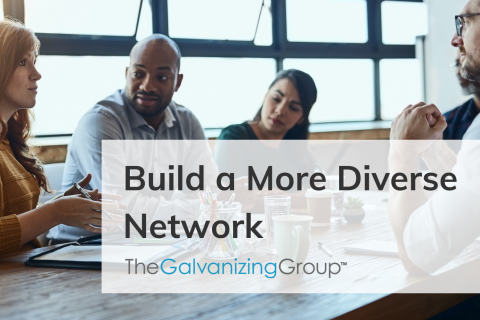 Build a More Diverse Network (032)
