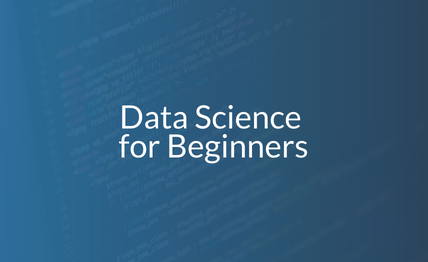 Data Science for Beginners - Training and Coaching [March 2018] (BS2)