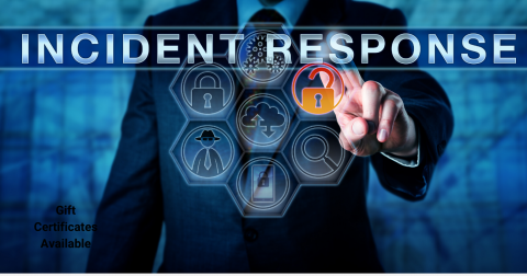 Incident Response: Responding to a cyber attack (CY02)
