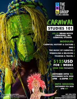 Carnival Studies 101 (CA01)