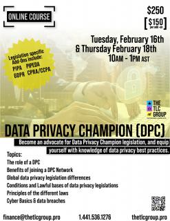 Data Privacy Champion (DPC1)