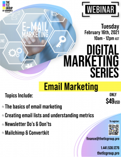 Digital Marketing Series: Email Marketing (DMS4)