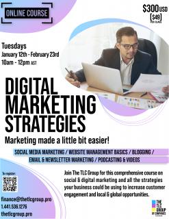 Digital Marketing Strategies Combo (DMS5)