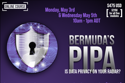 Global Data Privacy Champion - Bermuda privacy (PIPA) (GDPC2)