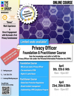 Privacy Officer - Foundation & Practitioner Combo (PI18)