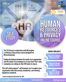 Human Resources & Privacy Self-Study Course (HRP02)