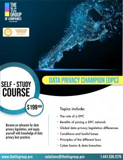 Certified Data Privacy Champion (DPC2)