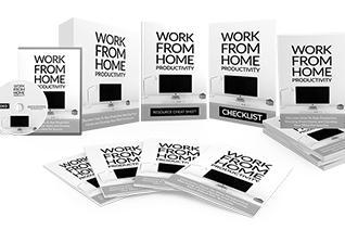 Work From Home Productivity Bundle (EB0015)