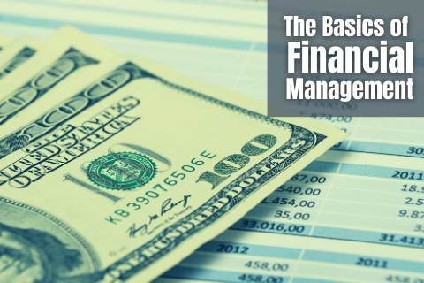 The Basics of Financial Management (FE001)