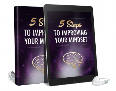 5 Steps to Improving Your Mindset AUDIO BOOK (AB0002)