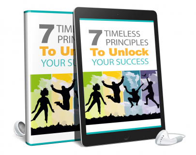 7 Timeless Principles to Unlock Your Success AUDIO BOOK (AB0003)