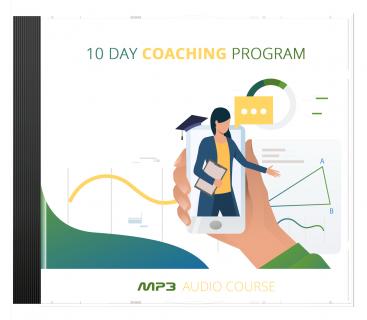 10 Day Coaching Program AUDIO BOOK (AB0004)