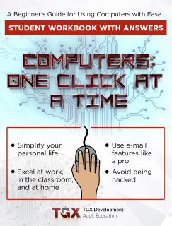 eBook for Computers: One Click at a Time (DL 110)