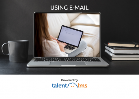 Using E-mail (T) (DL 204T)