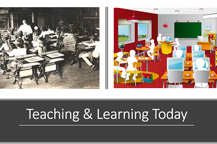 Teaching and Learning Today (TIS001)