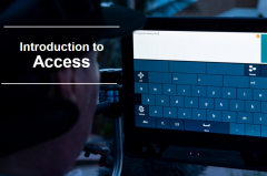 Introduction to Access (Available for ASHA CEUs)