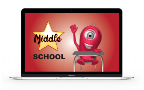 Middle School Animated Lessons