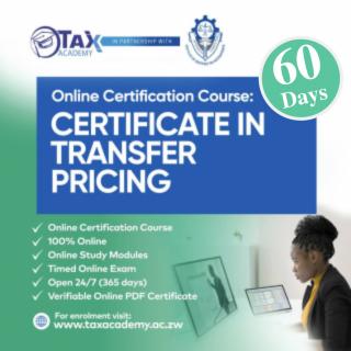 Certificate in Transfer Pricing