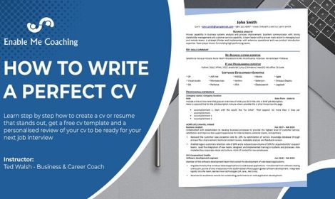How to Create a Stand out CV (202001)