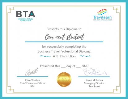 BTA Diploma: Level 2 (BTAL2)