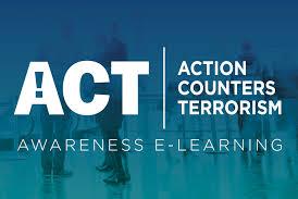 Terrorism Awareness: Action Counters Terrorism