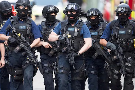 Basic Armed Police Tactics
