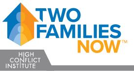 Ahora somos dos familias: Paternidad eficaz durante la separación y el divorcio