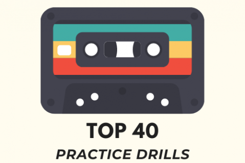 TypeWell Top 40 Drills for Former C-Print Captionists