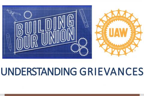 Understanding Grievances